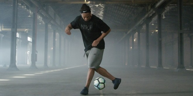 Nike Ronaldinho City Collection Released