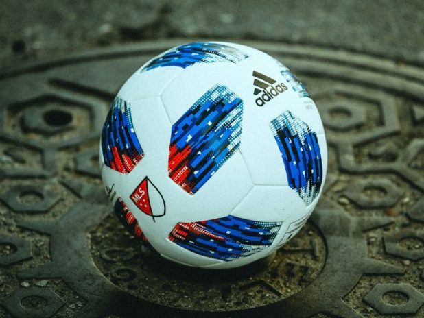 adidas Nativo 2018 MLS Match Ball