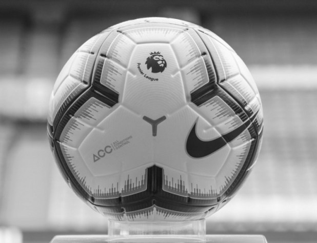 Nike Merlin EPL Ball