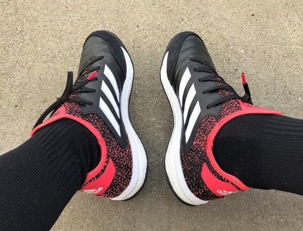 adidas Copa Tango 18.1 TF On Foot