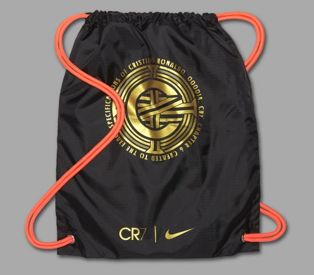 CR7 Chapter 6 Superfly Boot Bag