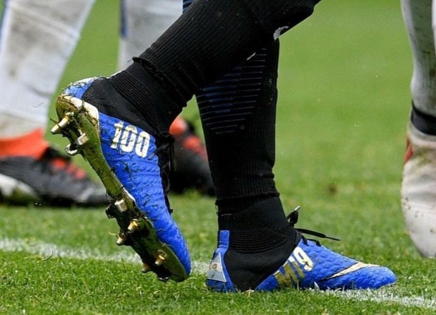 Mauro Icardi 100 Serie A Goal Boots