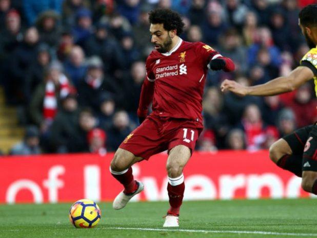 Mo Salah 4 Goals