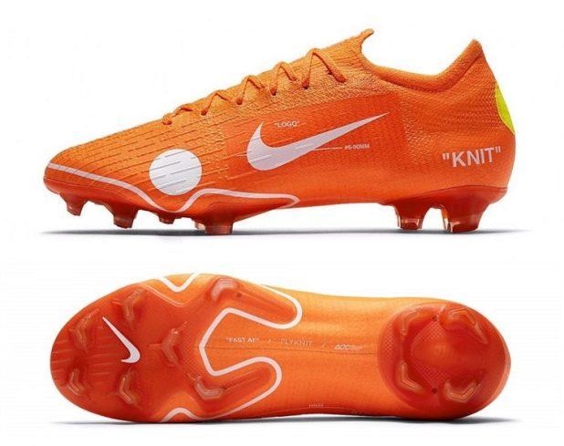 OFF WHITE Nike Mercurial Vapor XII
