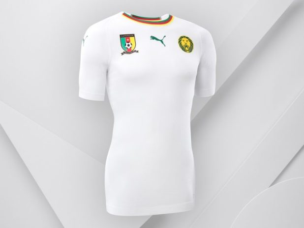 Puma Cameroon All White