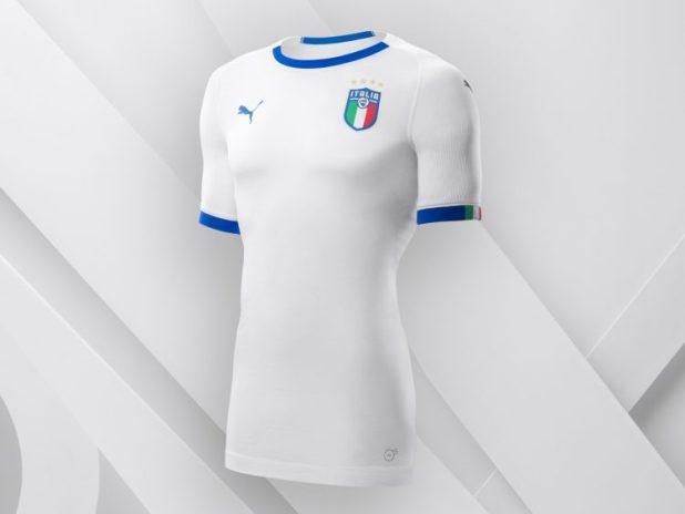 Puma Italy All White