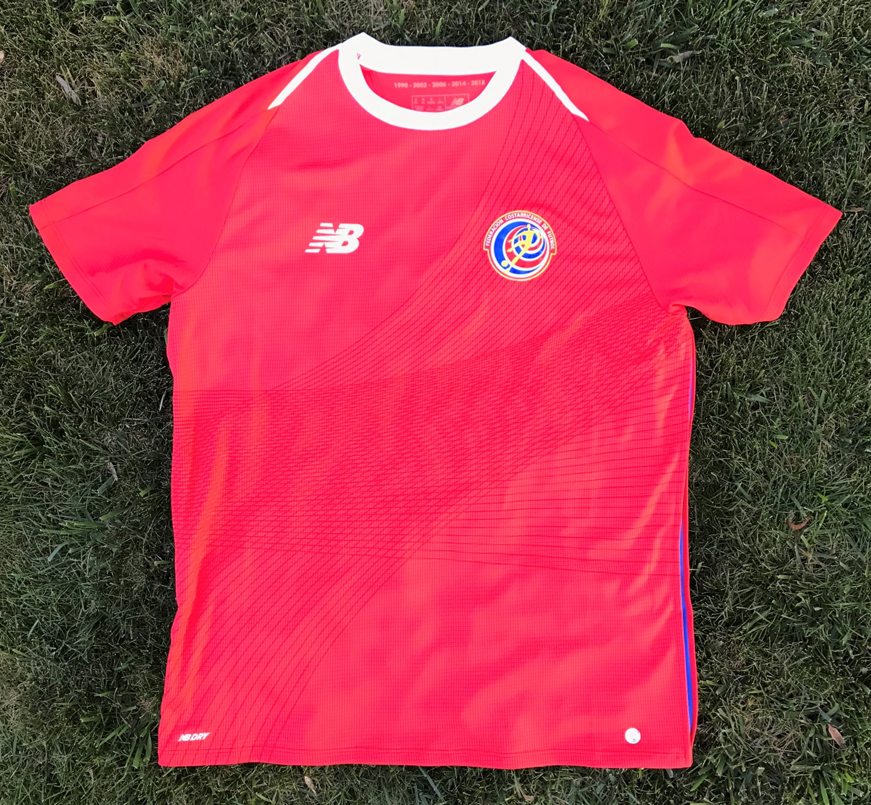 World Cup 2018 Jerseys - How Do They Fit   2ae7bb459