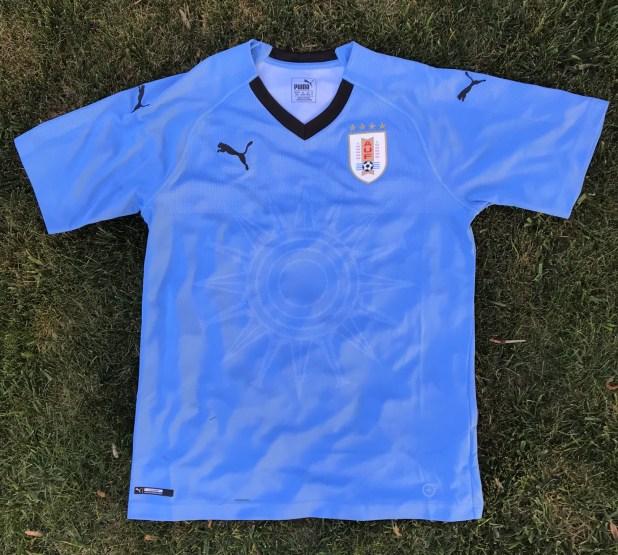 Puma Uruguay Jersey 2018