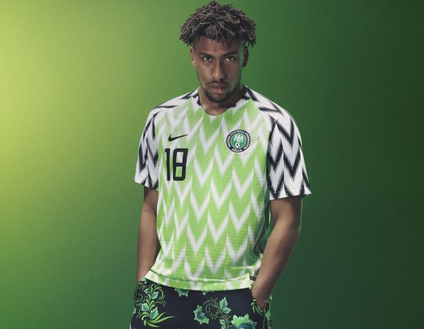 Nigeria World Cup Kit