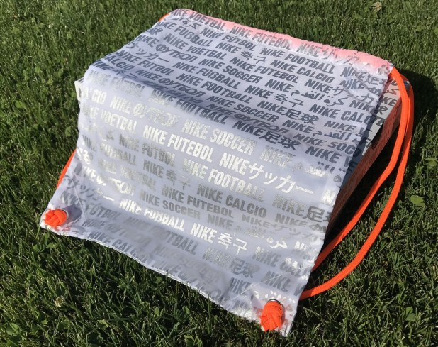 Nike Just Do It Boot Bag
