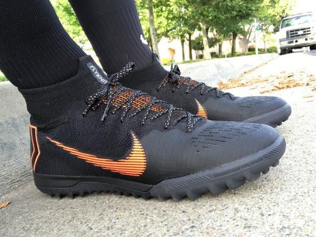 Nike Superfly Turf On Feet