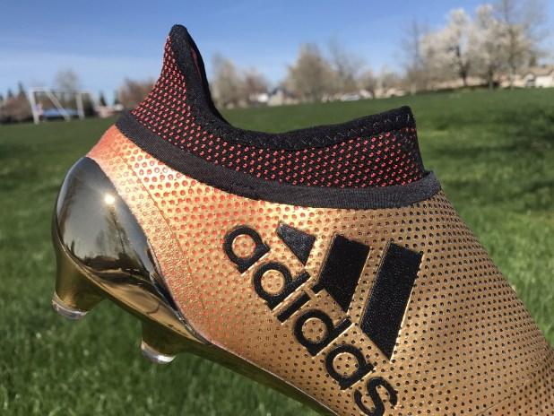 adidas Purespeed Gold Detailing
