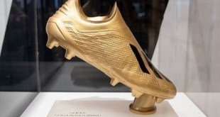 2018 Golden Boot Trophy