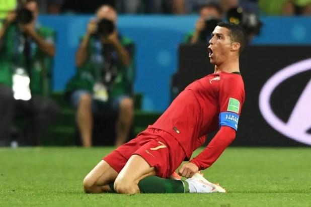 Ronaldo World Cup 2018 Boots