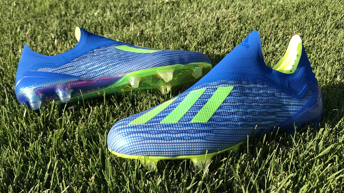 23fd7e83c Stores adidas X18+ Purespeed Boot Review