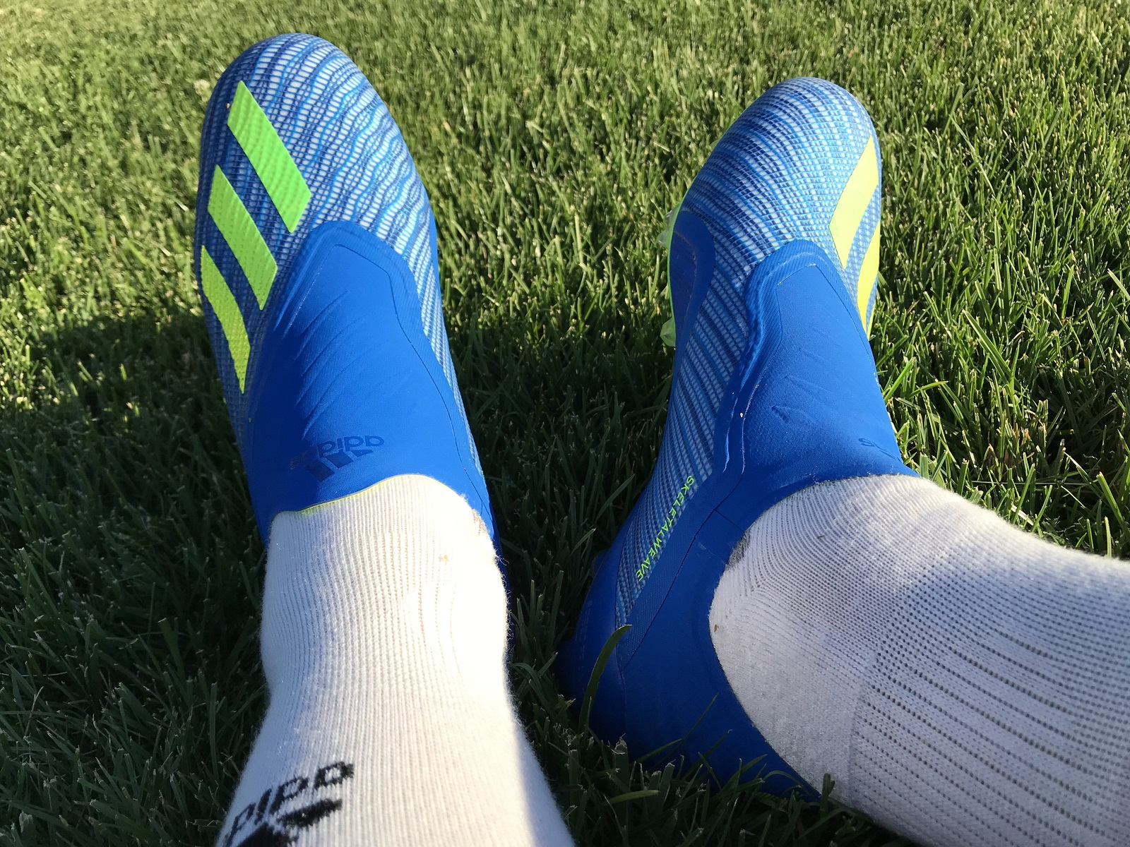 tonto componente caravana  adidas X18+ Purespeed Boot Review | Soccer Cleats 101