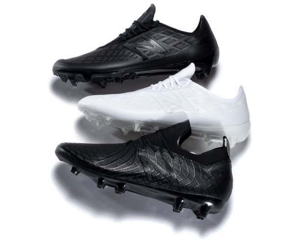 New Balance Tekela and Furon Whiteout Blackout