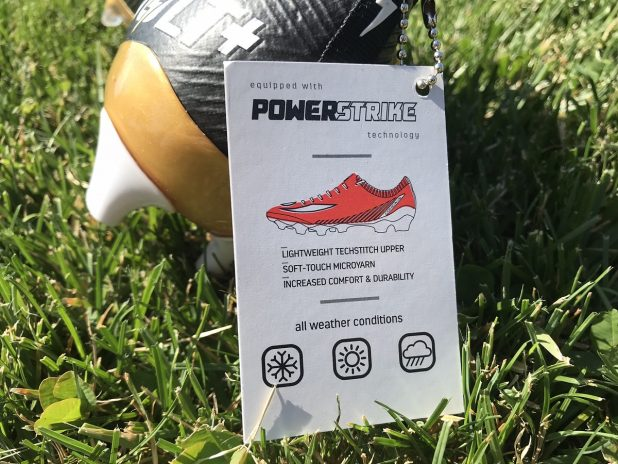 Concave PowerStrike Technology