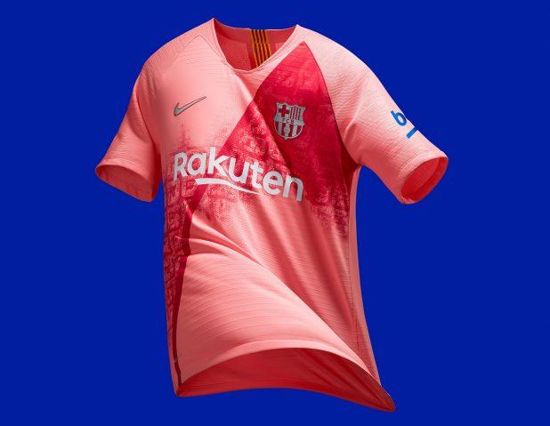 FC Barcelona Third Jersey