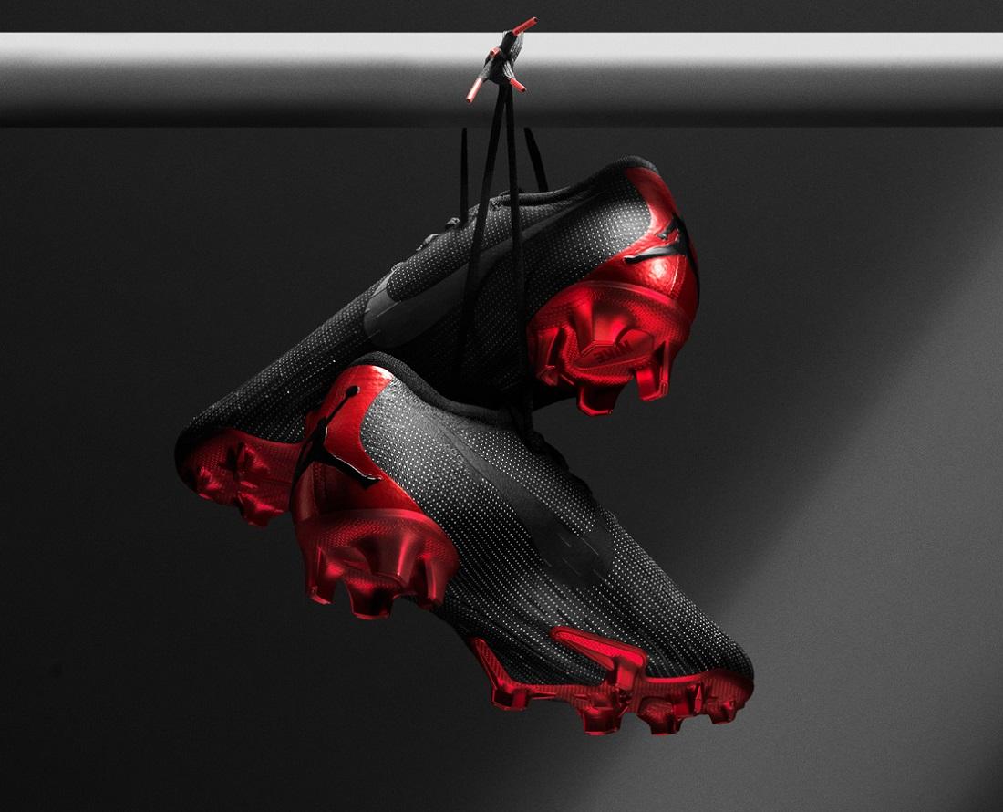 jordan soccer boot
