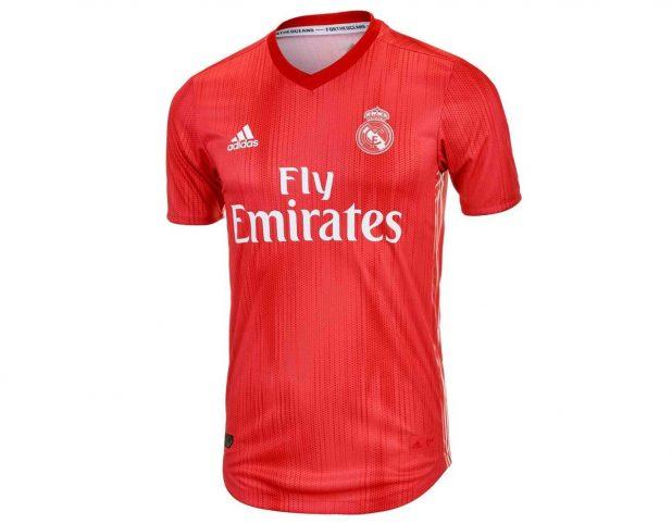 Real Madrid Third Jersey