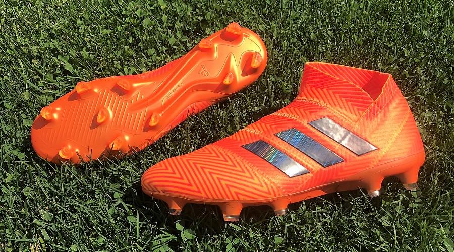 gran selección ropa deportiva de alto rendimiento profesional mejor calificado adidas Nemeziz 18+ Boot Review | Soccer Cleats 101