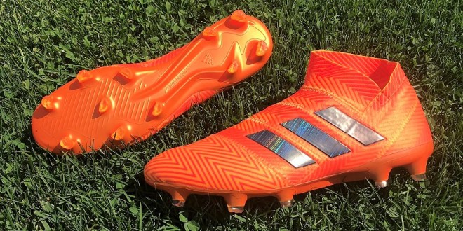 adidas Nemeziz 18+ 360Agility Boot Review