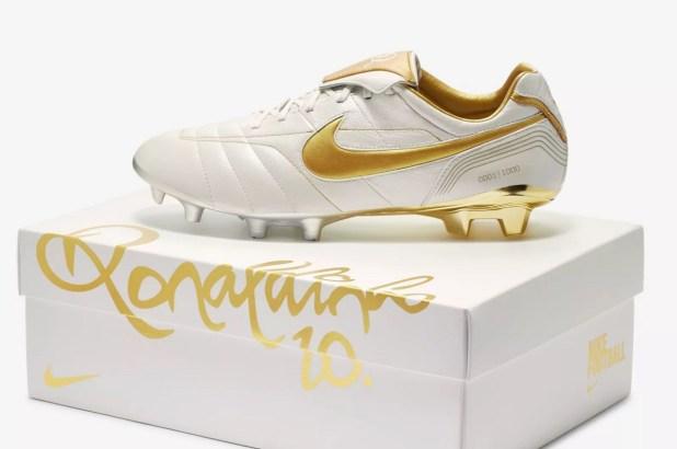 10R Nike Tiempo Legend 2018