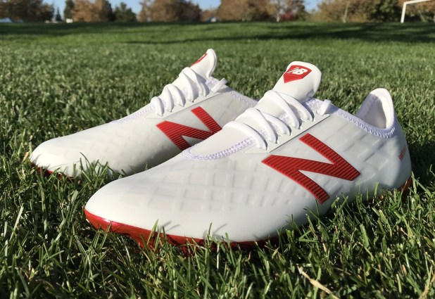 """a boot """"for the innovators who use speed and maneuverability to change the outcome of games."""""""