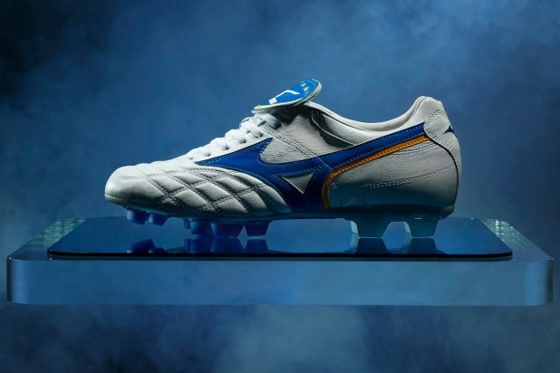 Mizuno Wave Cup Legend Remake