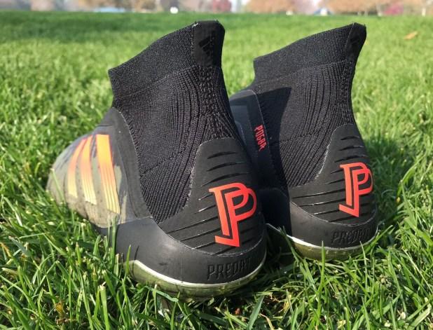Paul Pogba Predator Heel
