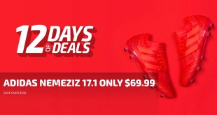 12 Days of Deals adidas Nemeziz