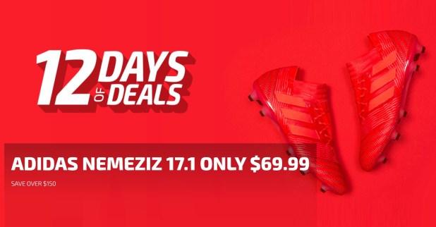 12 Days of Deals adidas Nemeziz
