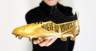 Gold Puma ONE Believe In Yourself