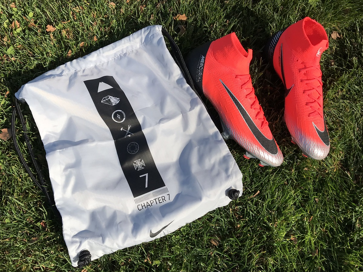 competitive price 7cec1 d694b Nike Superfly CR7 Chapter 7 Unboxing