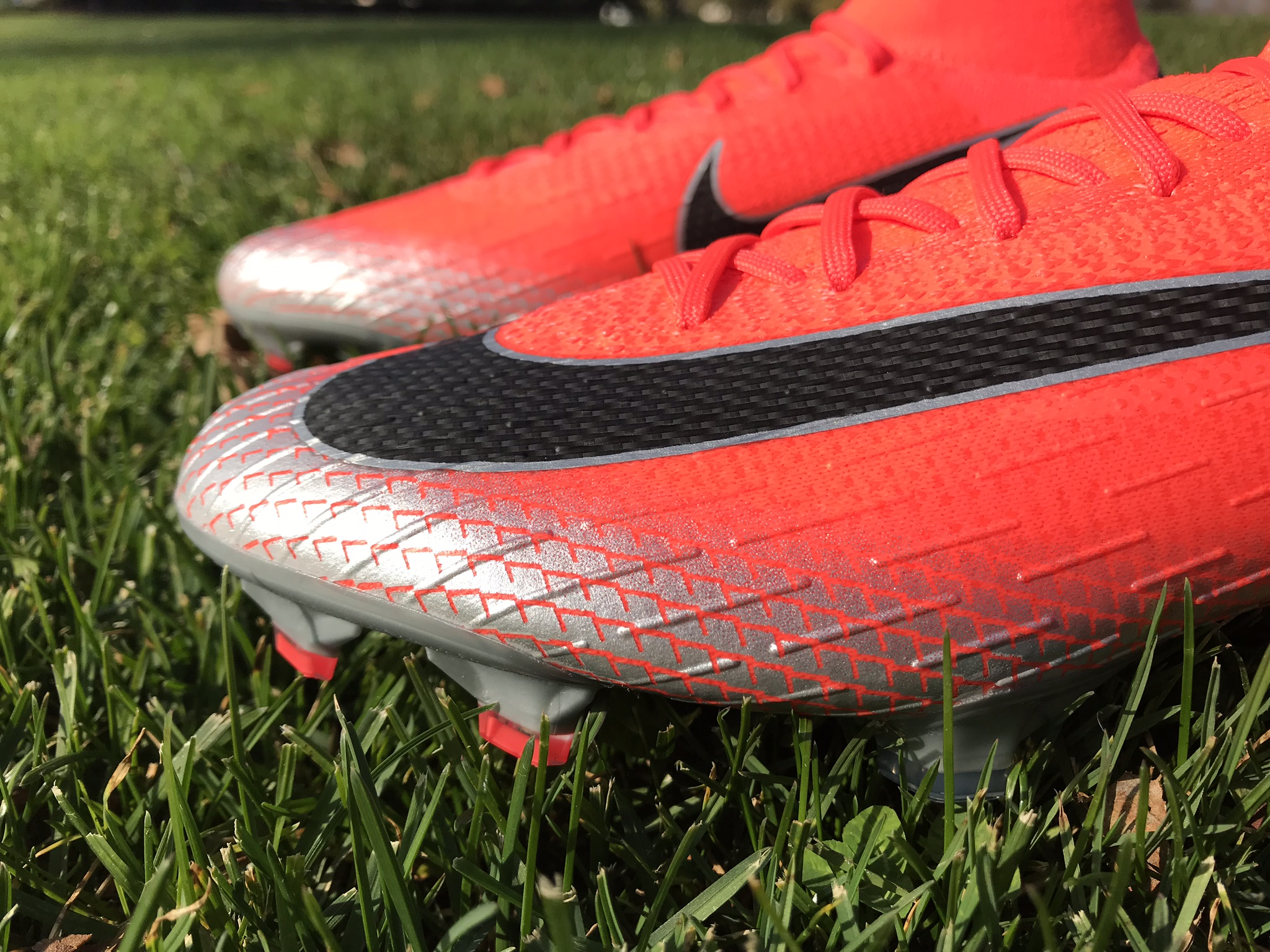 the latest a032e 8c163 Red Nike Superfly CR7 Chapter 7