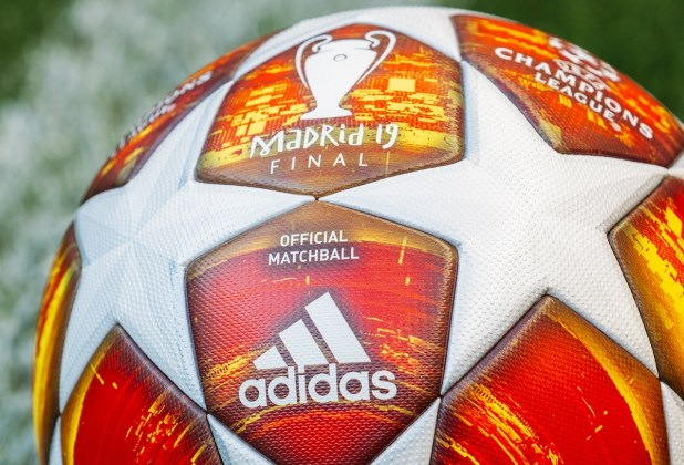 Madrid Finale19 CL Soccer Ball