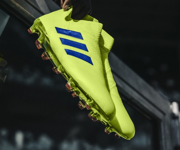 Nemeziz18 adidas Exhibit Pack