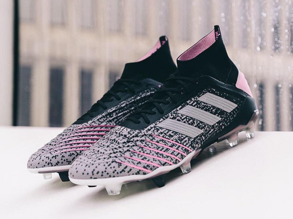 adidas Womens Predator 19.1 Firm Ground Soccer Cleats