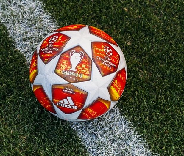 adidas CL Final ball