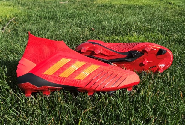 adidas Predator 19+ Initiator Pack Risk Red