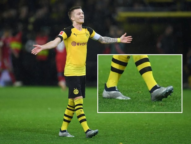 Marco Reus in Puma FUTURE