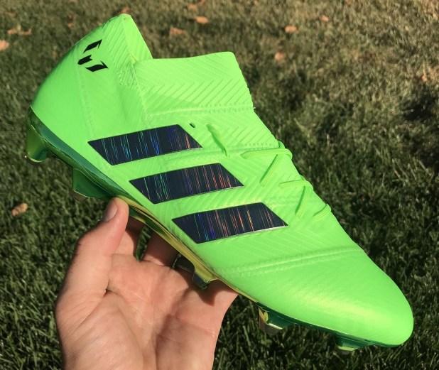 adidas Nemeziz 18.1 Up Close