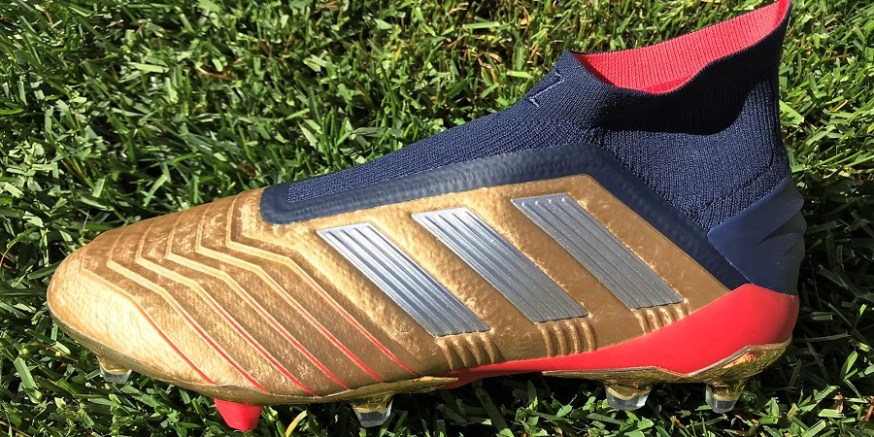 Up Close – Beckham and Zindane s Gold Predator 19+ c4116ee34
