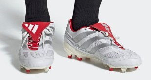 Beckham White Predator Remake feature