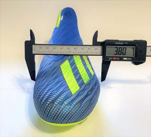 adidas X18+ Wide Fit