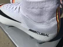 Nike Mercurial LVL UP Heel Detailing