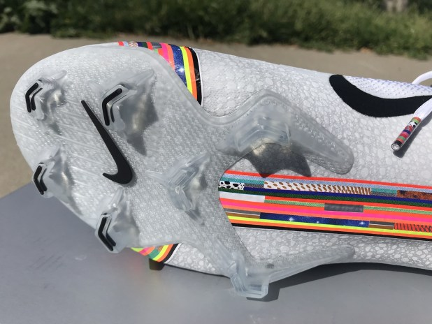 Nike Mercurial LVL UP Soleplate Up Close