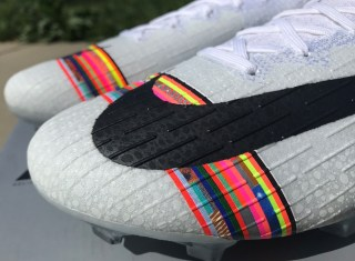 Nike Mercurial LVL UP Upper Colors