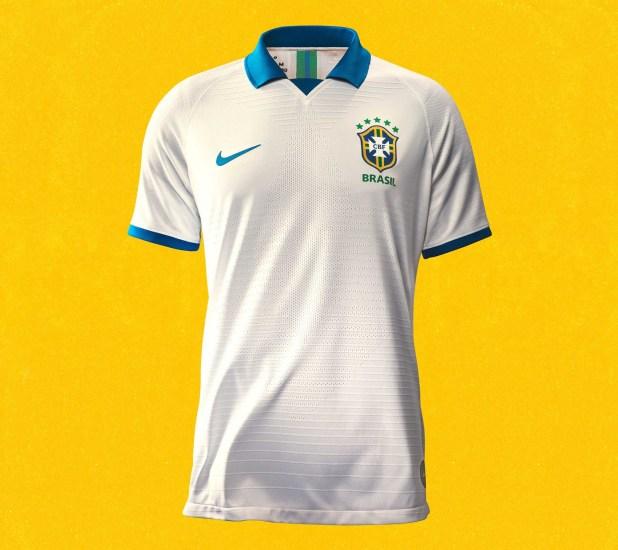 nike brasil copa america 100th anniversary jersey